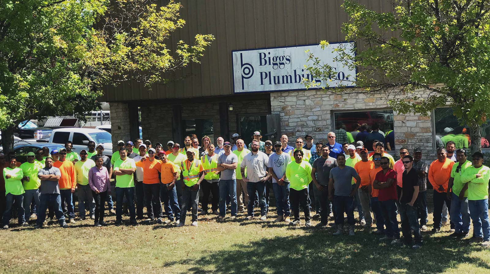 Biggs Plumbing Company - Family Photo